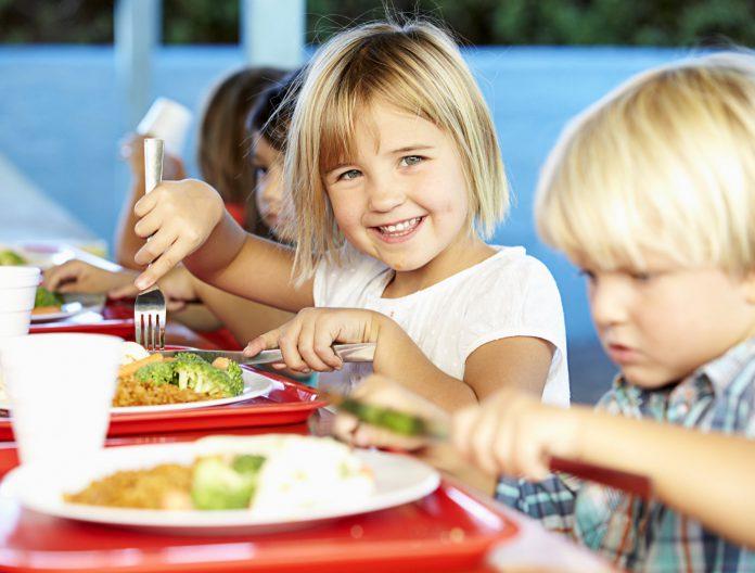Posiłki dla żłobków i przedszkoli