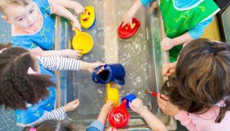 Catering dla żłobków – podstawy żywienia dzieci do trzeciego roku życia